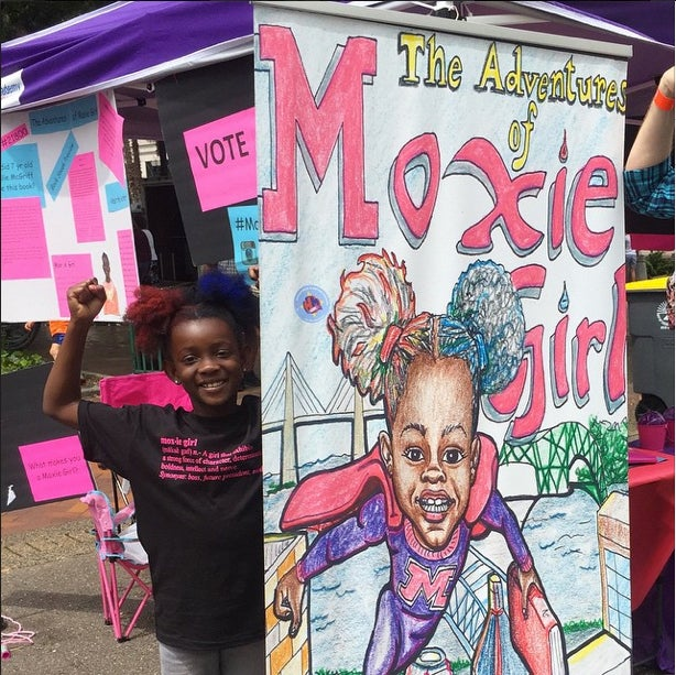 Florida 7-Year-Old Wins $15k for Hair-Positive Comic Book