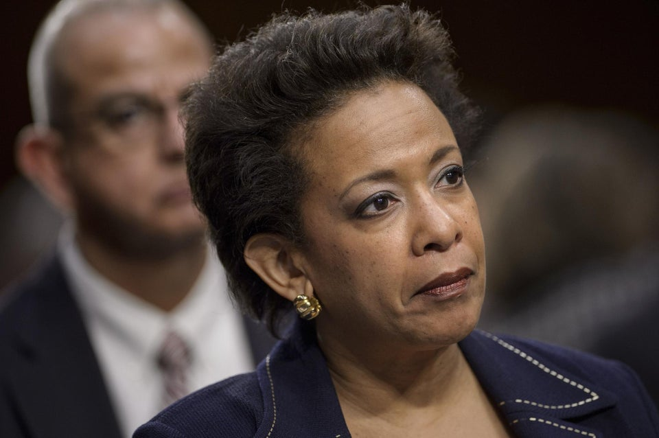 """Loretta Lynch Speaks Out on Sandra Bland: """"I Hope This Can Bring Minorities' Frustration to Light"""""""