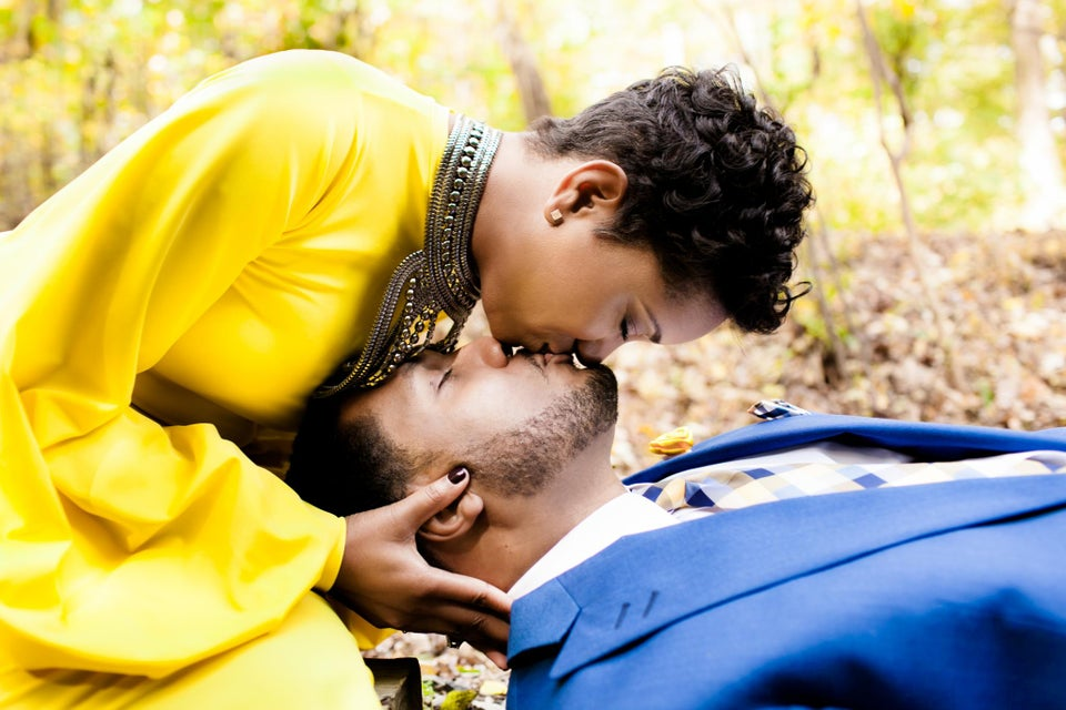 Just Engaged: Kela and Daryl's Engagement Story