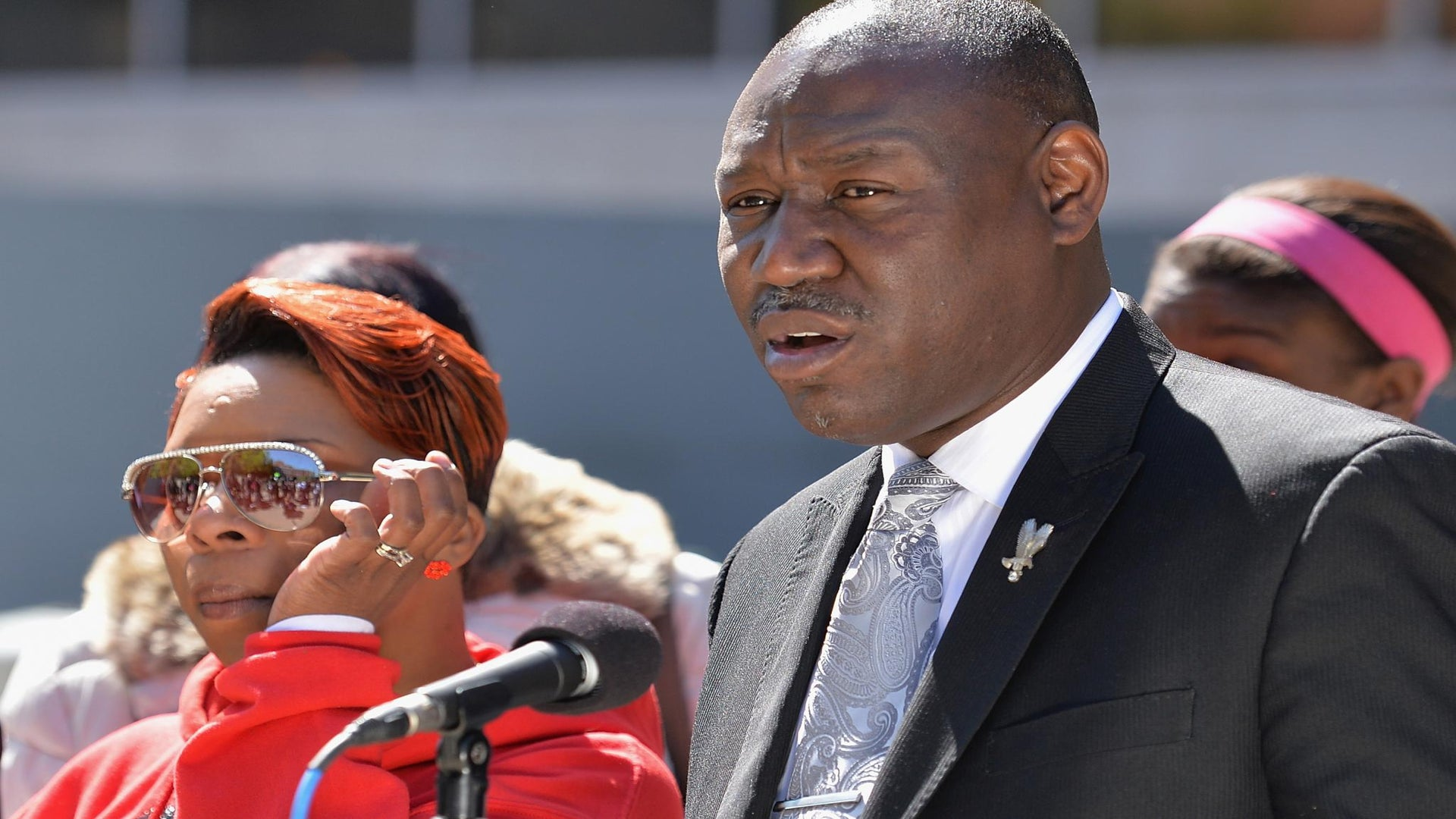 Michael Brown's Family Files Civil Lawsuit Against City of Ferguson