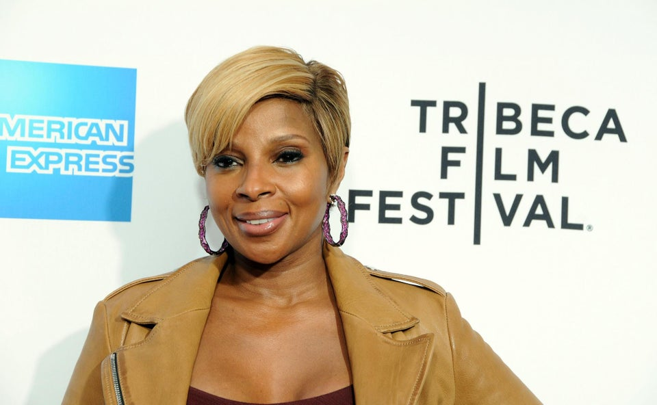 Mary J. Blige Hints at Future Documentary About Her Life and Talks Her Connection to Amy Winehouse