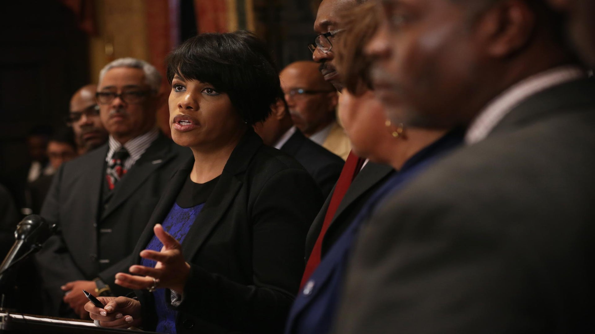 Baltimore Mayor Requests DOJ Civil Rights Investigation of City Police