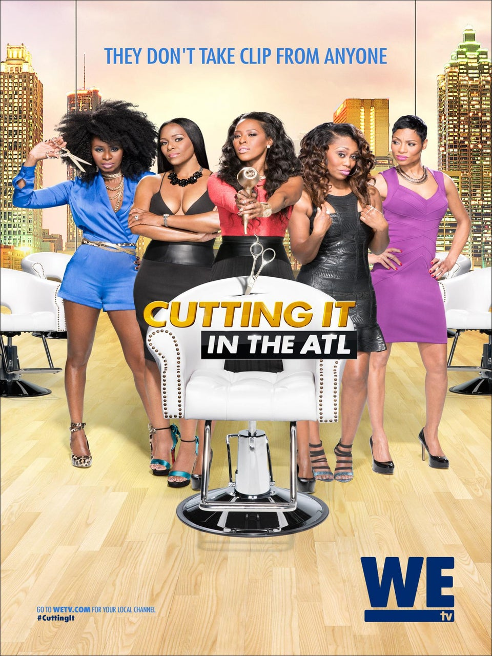 'Cutting It: In the ATL' Premieres on WeTV