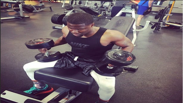 Kevin Hart Teams Up With Rally Health to Prove That Wellness is No Joke
