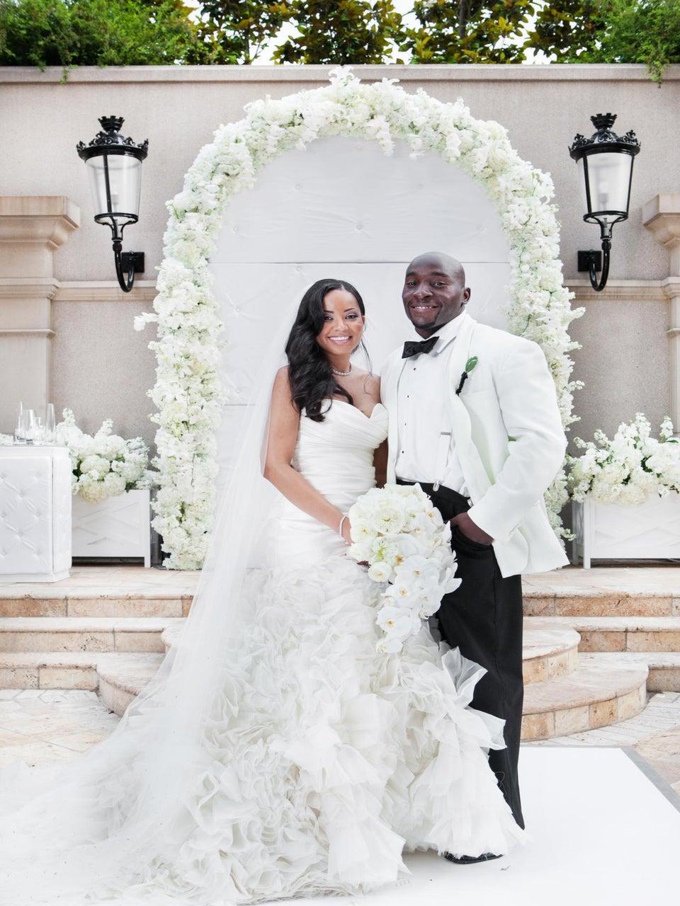 Bridal Bliss: Brandi and Robert's Atlanta Wedding