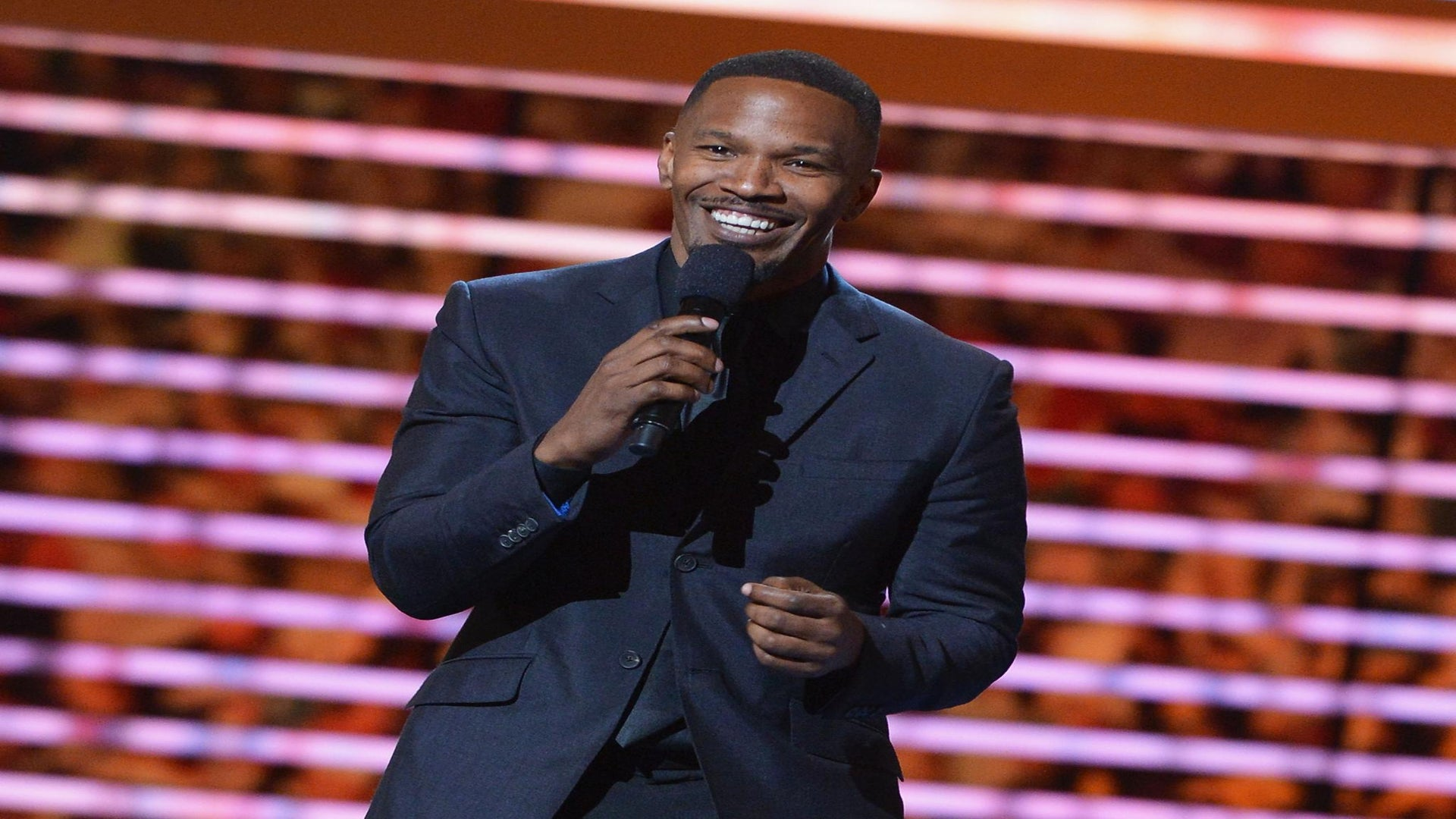 Marvin Gaye's Family Gave Jamie Foxx Their Blessing To Tell His Life Story On TV