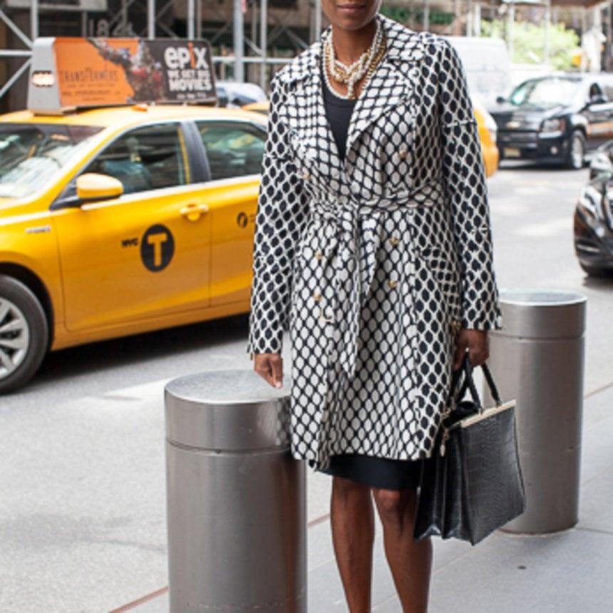 Street Style: Polished & Poised