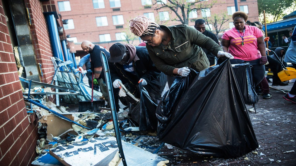 How Baltimore Residents Are Pushing Forward