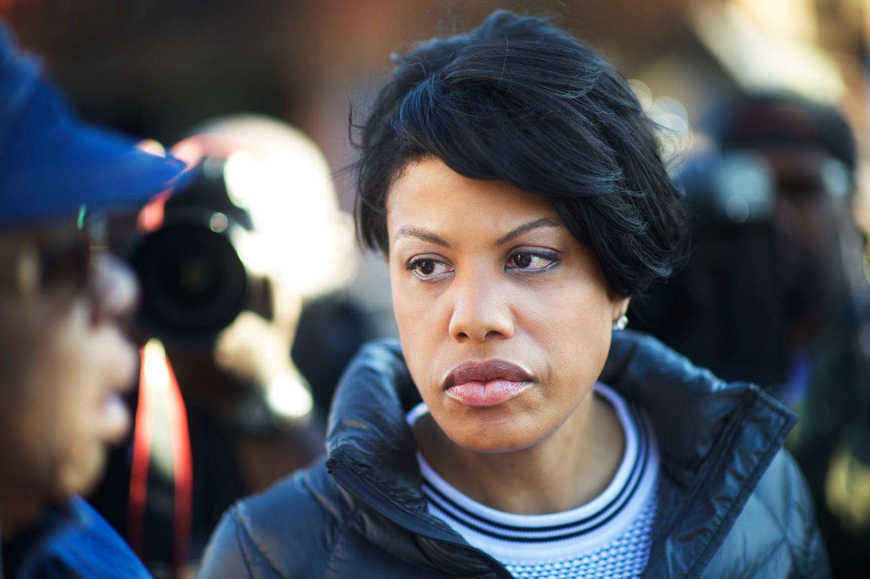 Baltimore Mayor Apologizes for Calling Rioters 'Thugs'