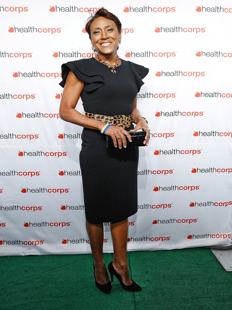 Robin Roberts Reflects on Her Path to Success: 'I've Always Told Myself Find a Way'
