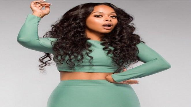 Chrisette Michele Drops Clothing Line for Curvy Sistas
