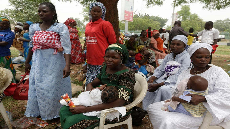 Nigerian Officials Rescue 160 More Girls, Women Kidnapped by Boko Haram
