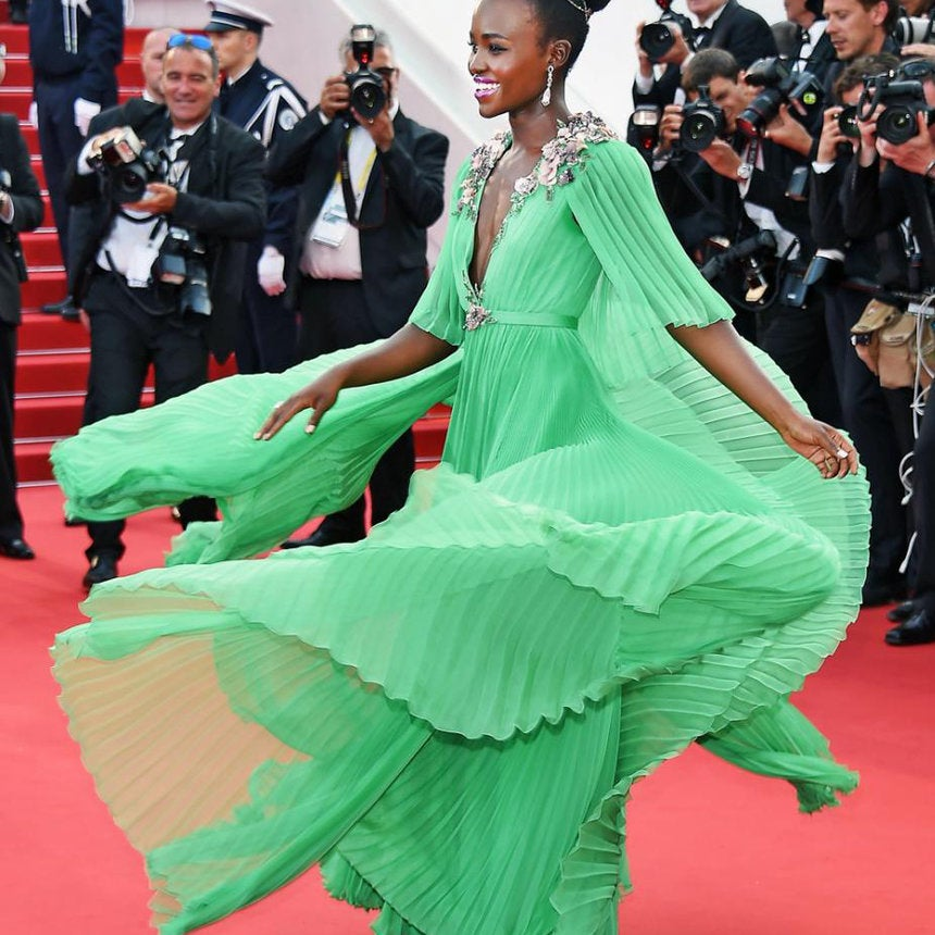 Lupita Nyong'o's Most Memorable Red Carpet Moments of All Time