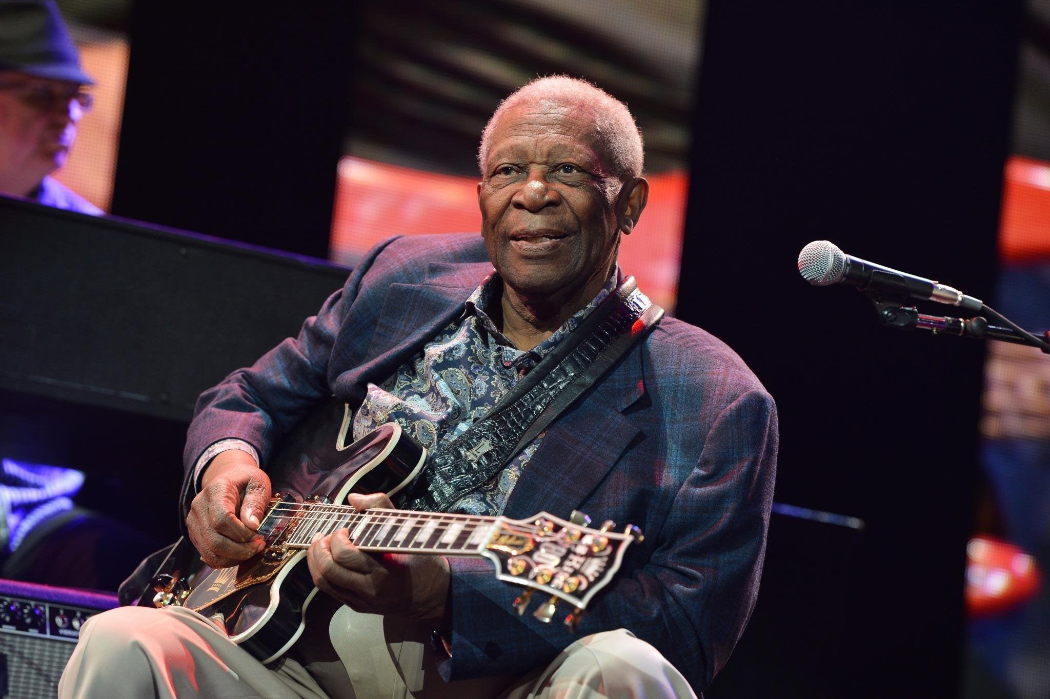 Coffee Talk: Blues Legend B.B. King Passes Away at 89