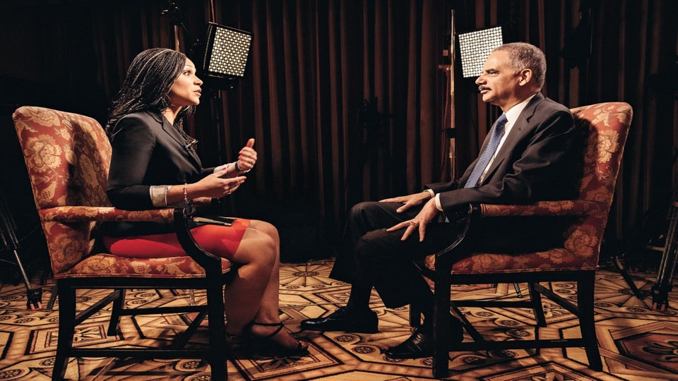 The Holder Legacy: Melissa Harris-Perry Looks At The Impact of Eric Holder