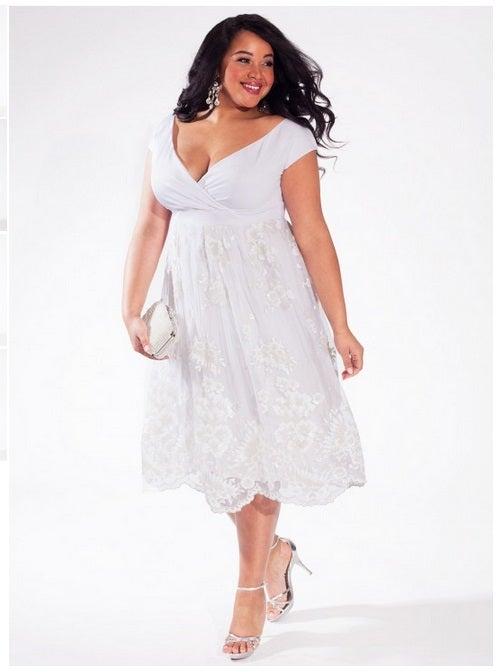 6293d6948b0 15 Curvy Girl Bridal Gowns Under  500 - Essence