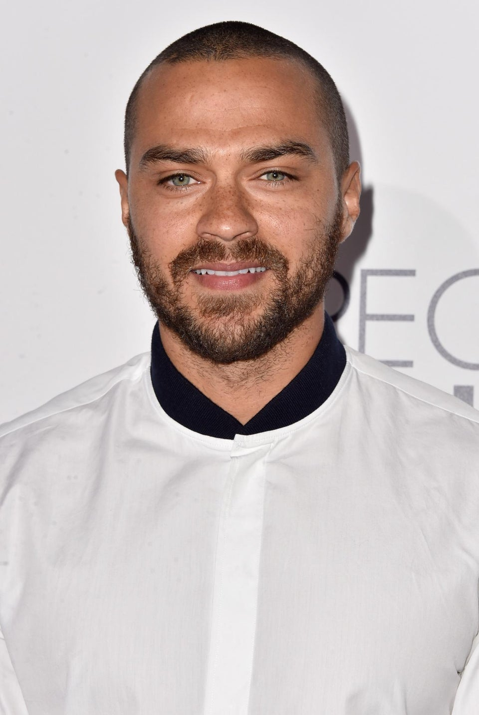 Jesse Williams Dispels 'Angry' Black Stereotype
