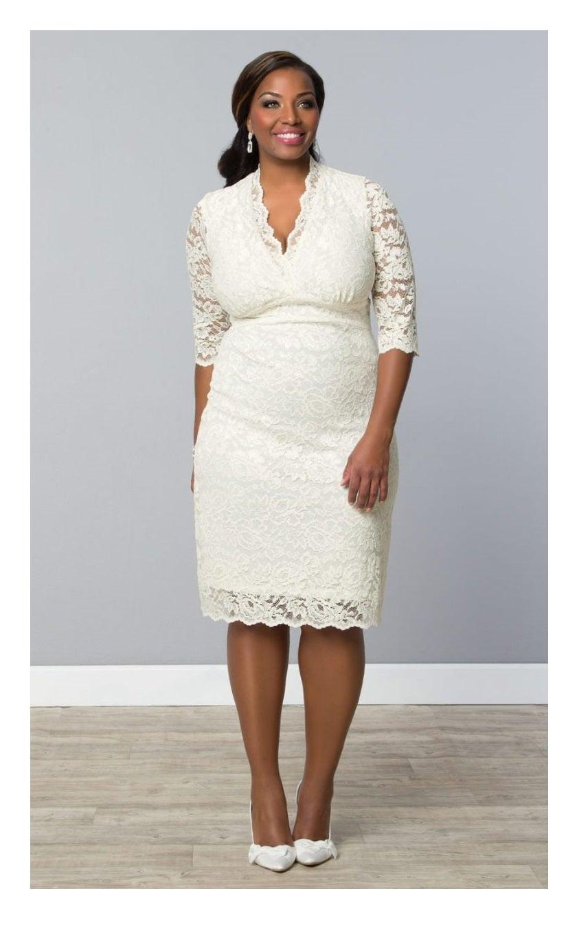 15 Curvy Bridal Gowns Under 500 Essence
