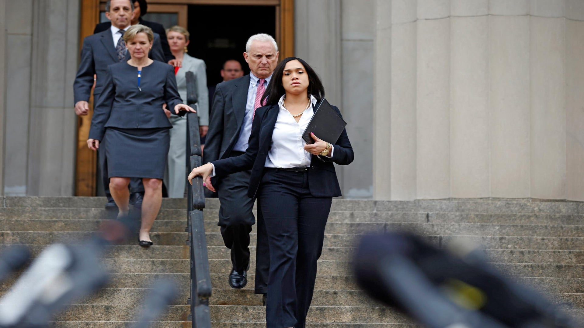 State Attorney Under Fire After Failing to Convict Officers in Freddie Gray Case