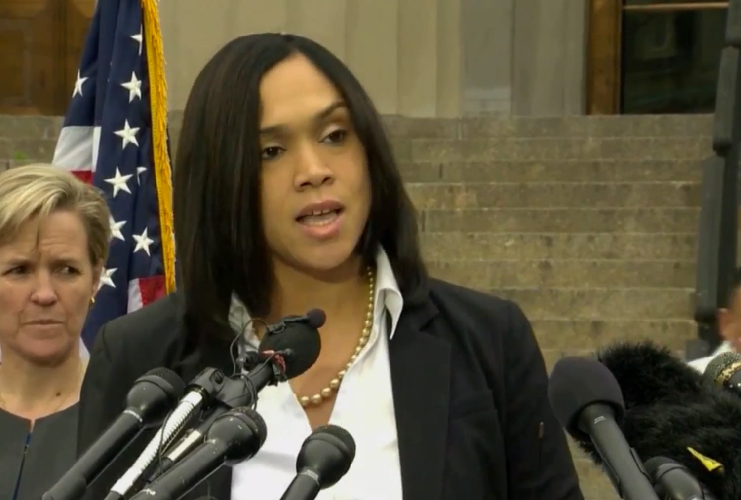 Federal Appeals Court Blocks Police Lawsuit Against Baltimore State Attorney Marilyn J. Mosby