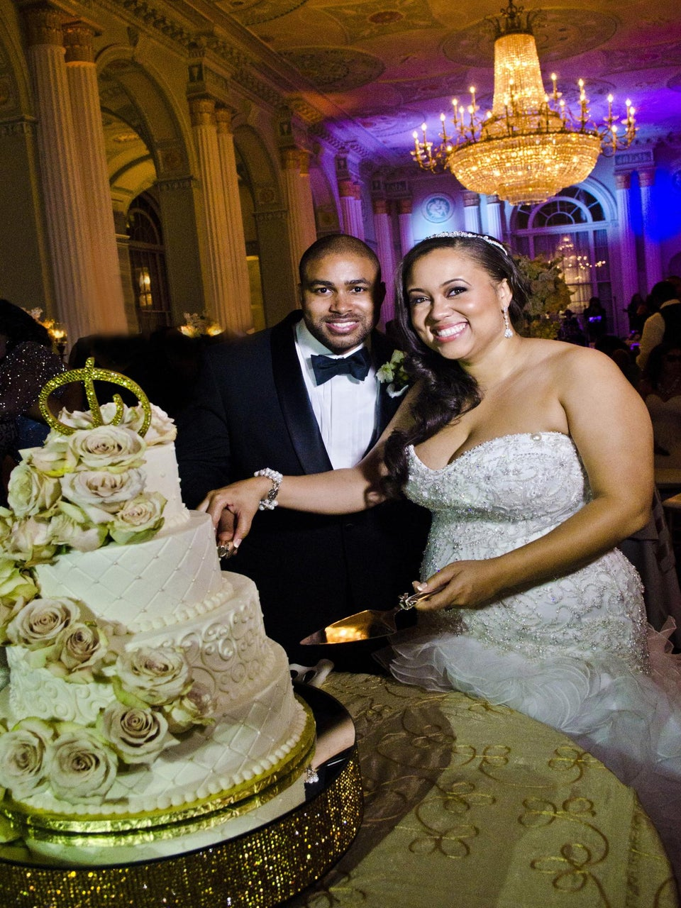 Bridal Bliss: Alexandra and Michael's Atlanta Wedding
