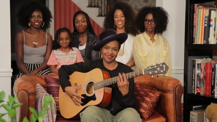 Must See: Lauryn Hill Delivers the Perfect Acoustic Apology to Fans in Nigeria