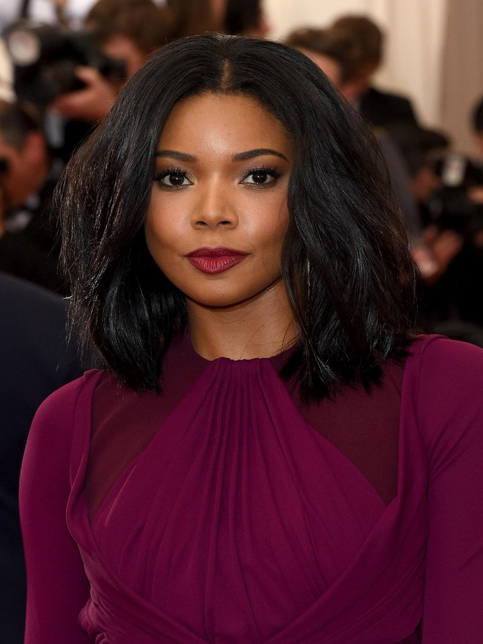How To Get Gabrielle Union's MET Gala Razored Bob Cut