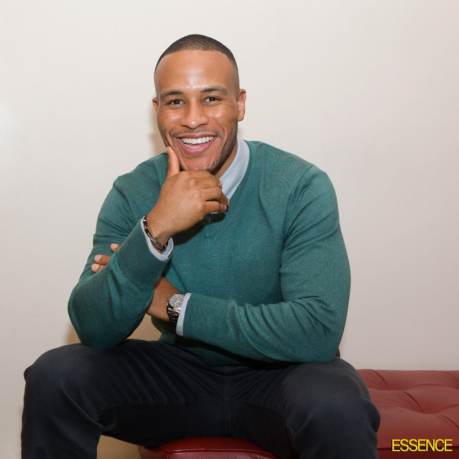 DeVon Franklin Talks Faith, Dating With Integrity & His Happy Marriage to Meagan Good