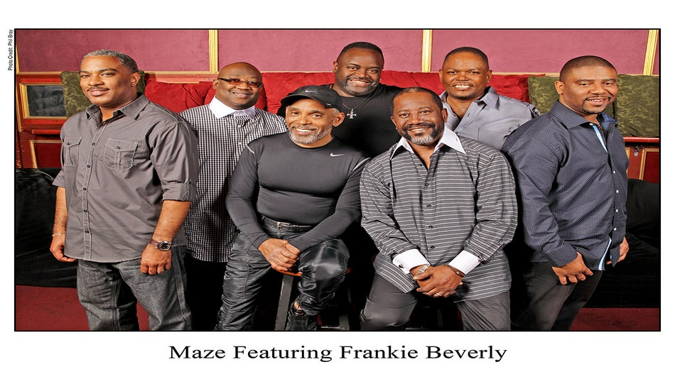 Maze Featuring Frankie Beverly Makes Its Triumphant Return to ESSENCE Fest
