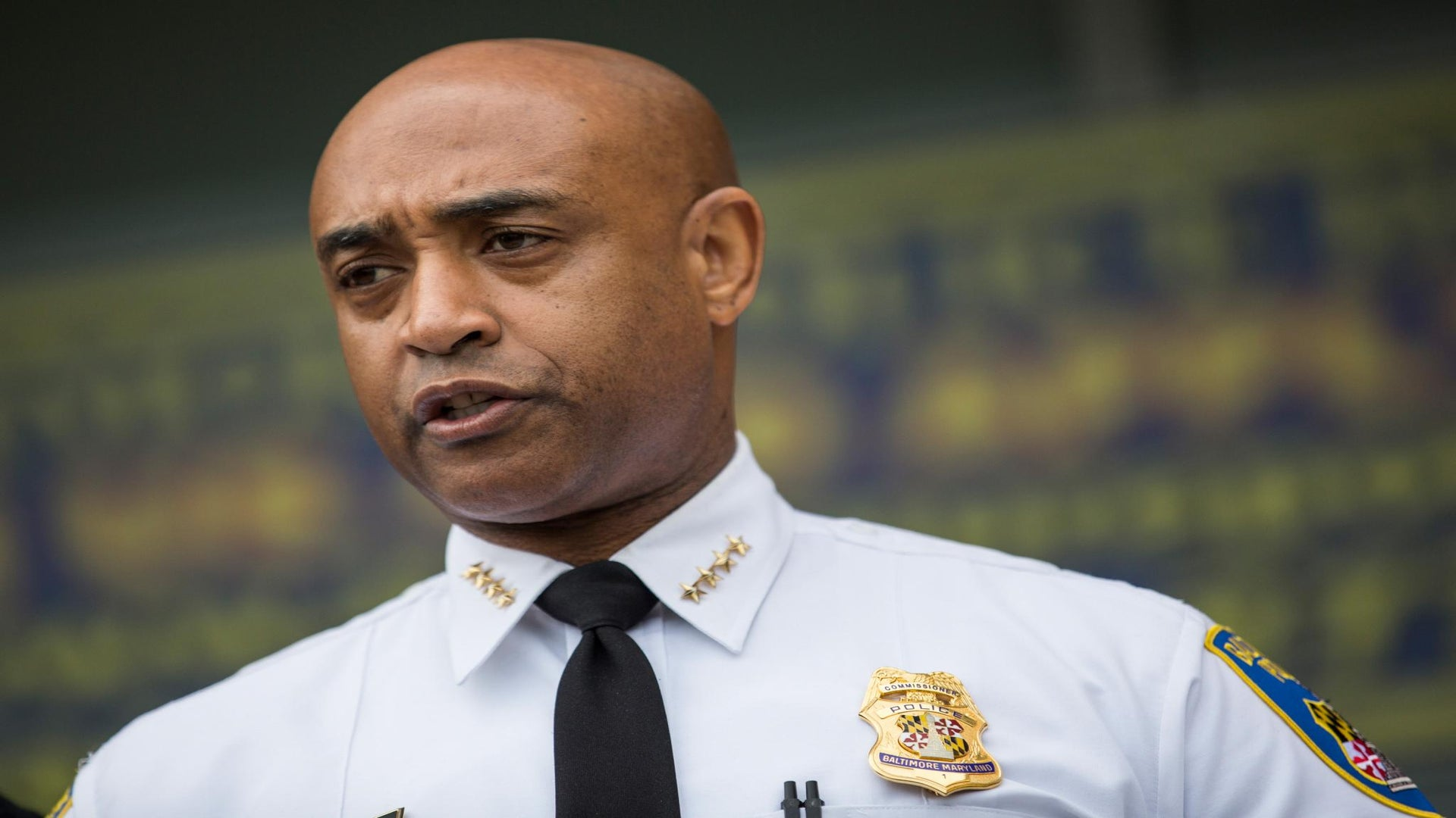 Baltimore Police Commissioner Anthony Batts: 'We Are Part of the Problem'