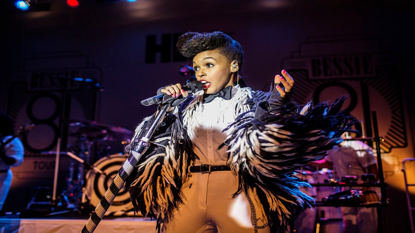 Janelle Monae Honors Blues Legend Bessie Smith with Surprise NYC Performance