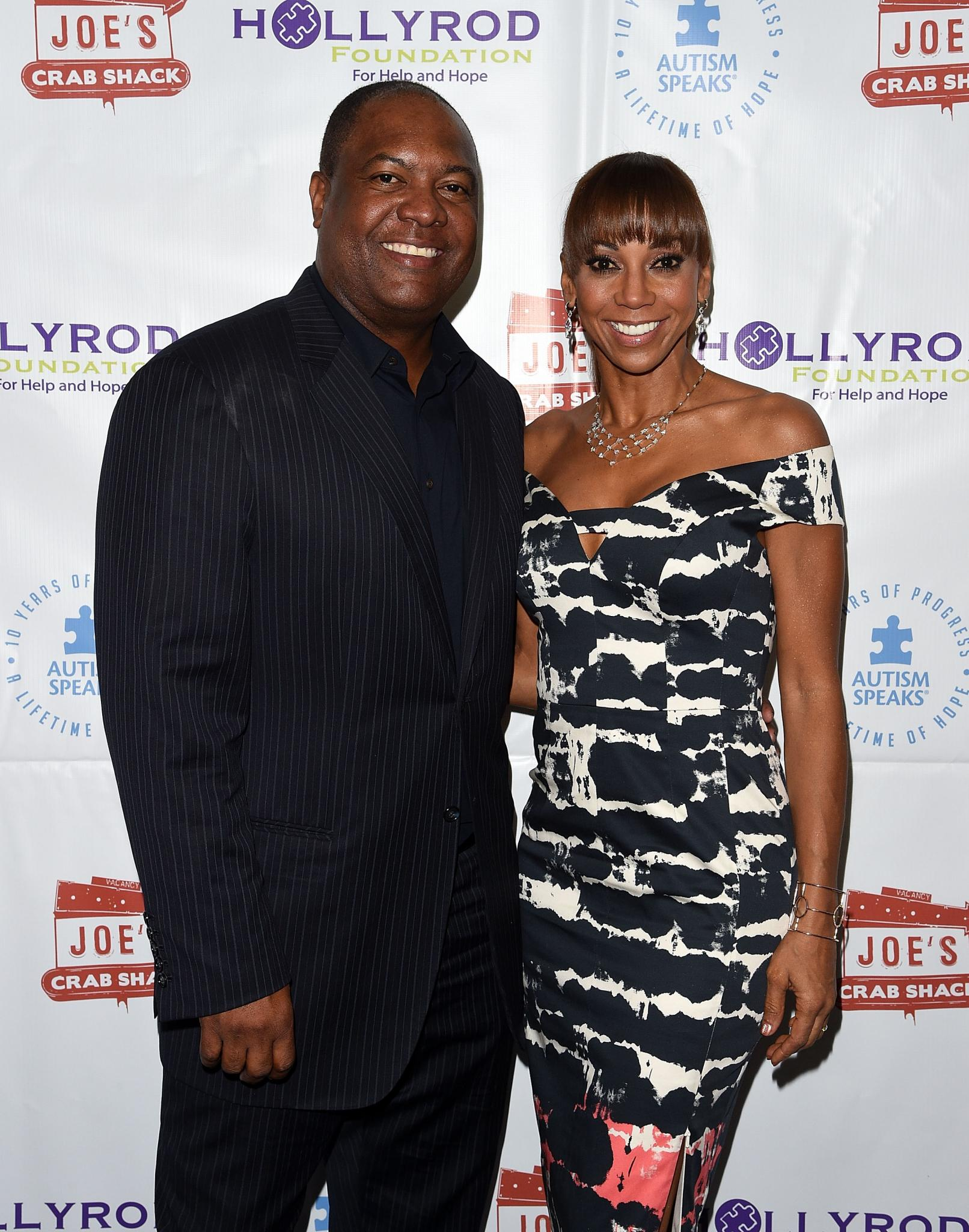 Holly Robinson Peete and Husband Rodney Open Up About Raising a Child with Autism