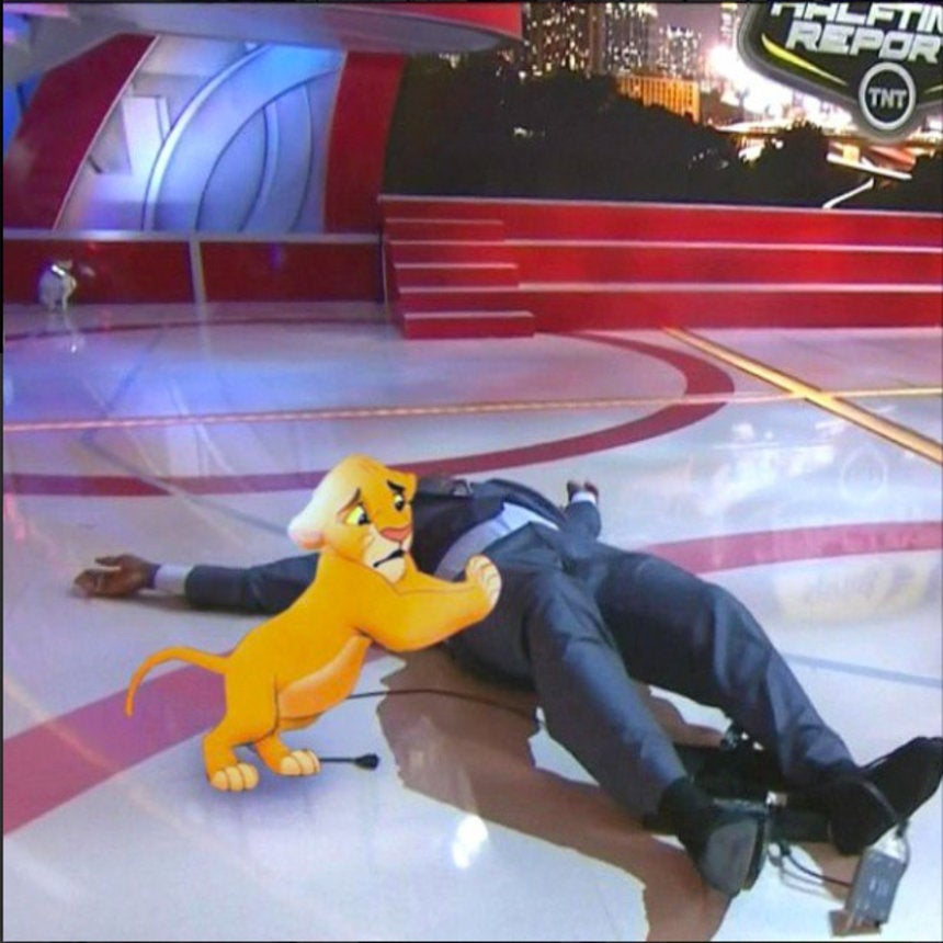Shaq Down! 8 Best Memes From Shaquille O'Neal's Fall
