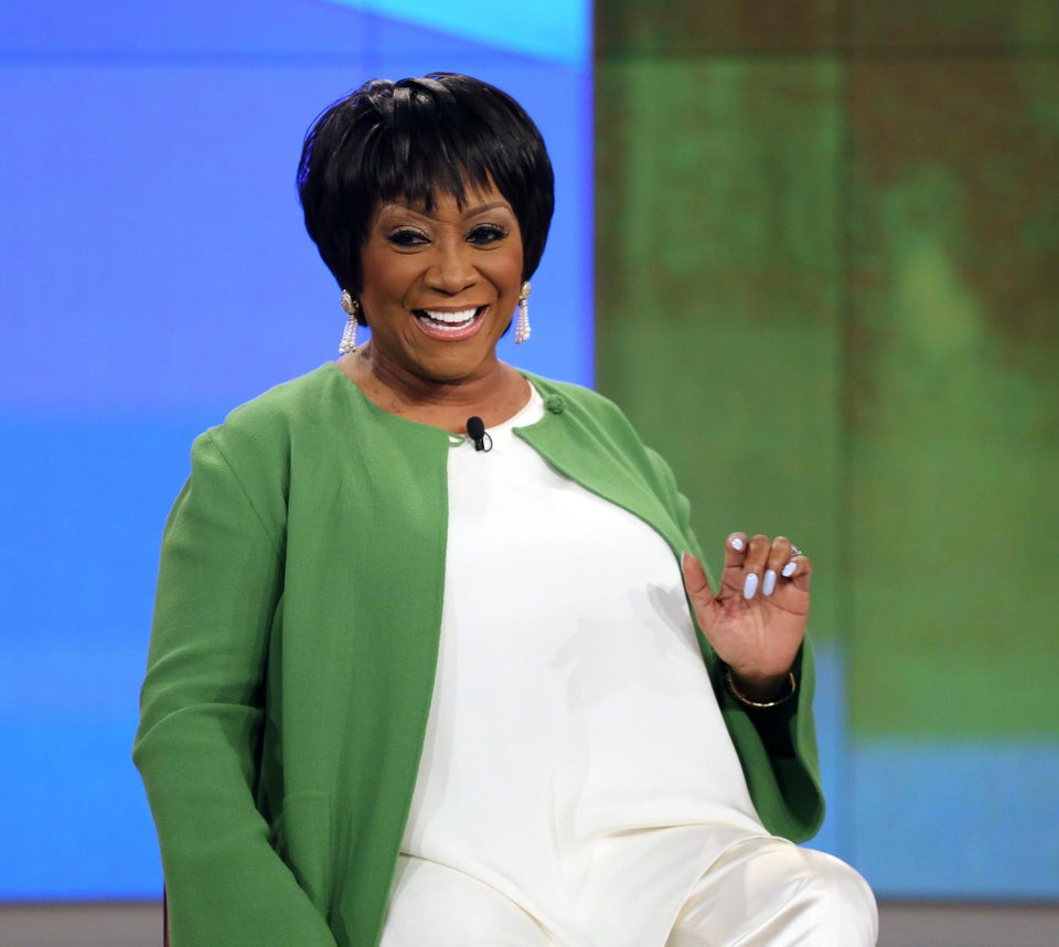 Why Michelle Obama and Rihanna Top Patti Labelle's Best-Dressed List