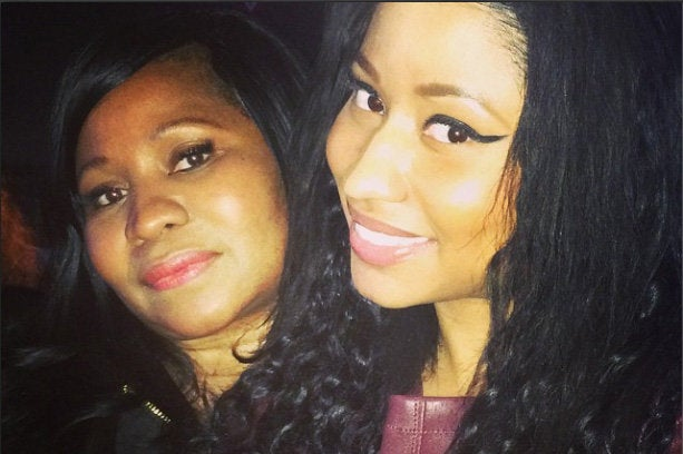 Nicki Minaj's Mom Carol Maraj on How She Raised a Superstar ...
