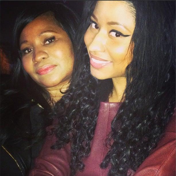 Nicki Minaj's Mom Carol Maraj on How She Raised a Superstar