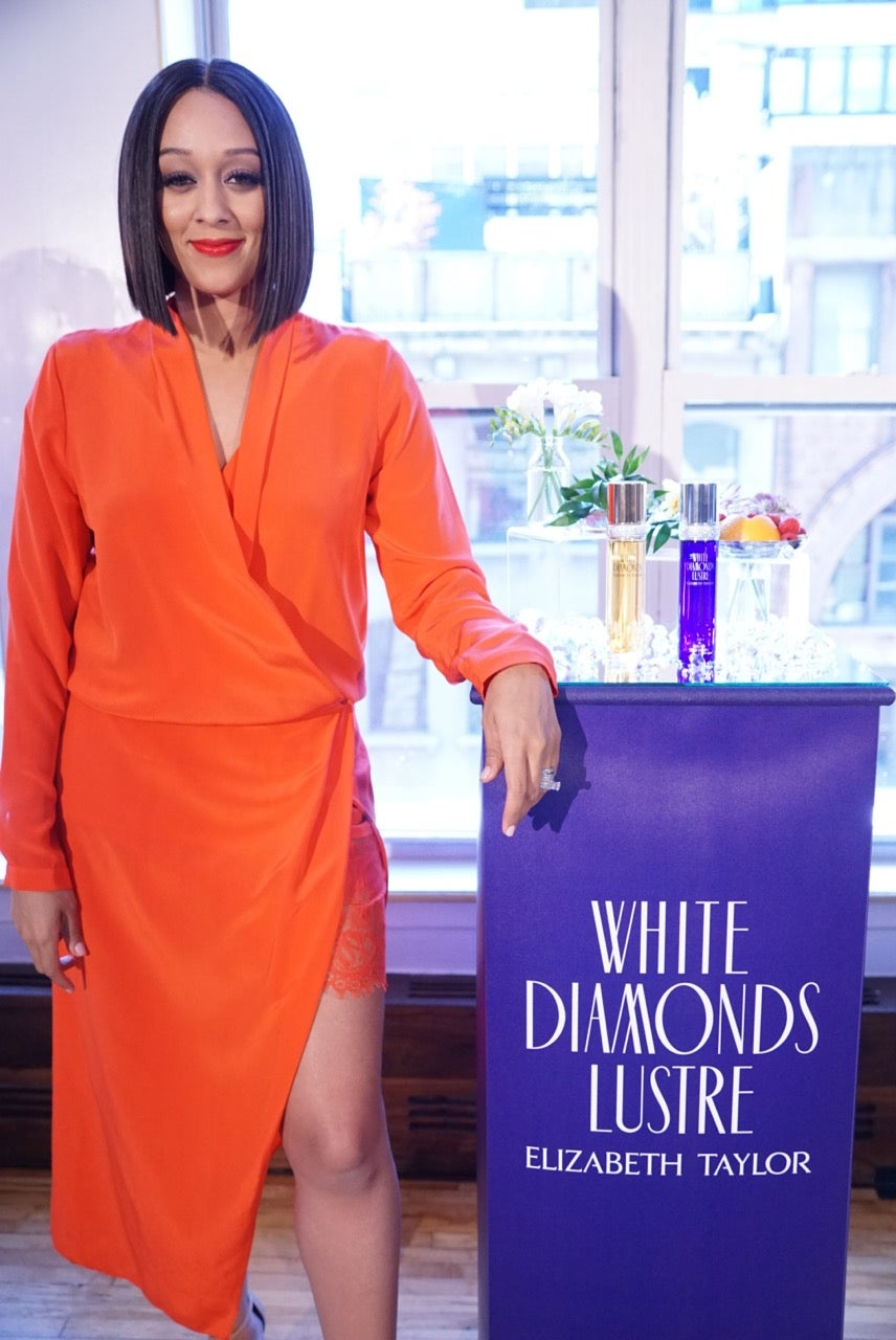 Tia Mowry Reveals Number One Beauty Secret For New Moms