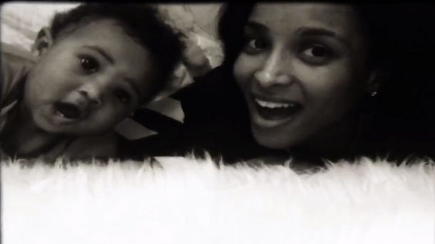 Must-See: Ciara's 'I Got You' Video Pays Tribute To Motherhood and Her Son