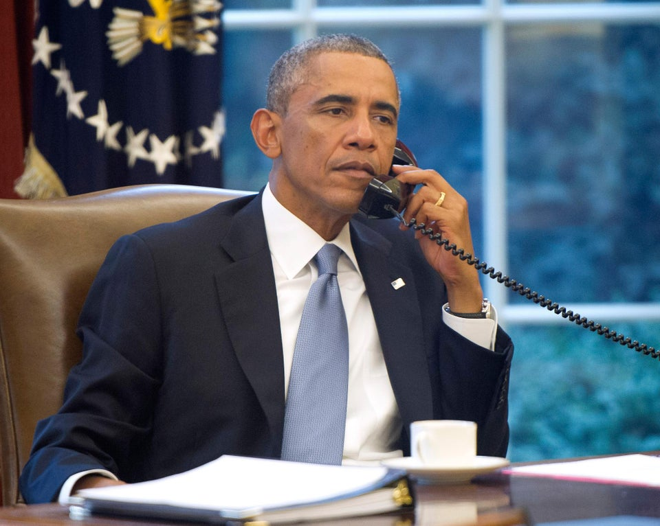 ESSENCE Poll: If President Obama Called You Today, What Would You Say to Him?