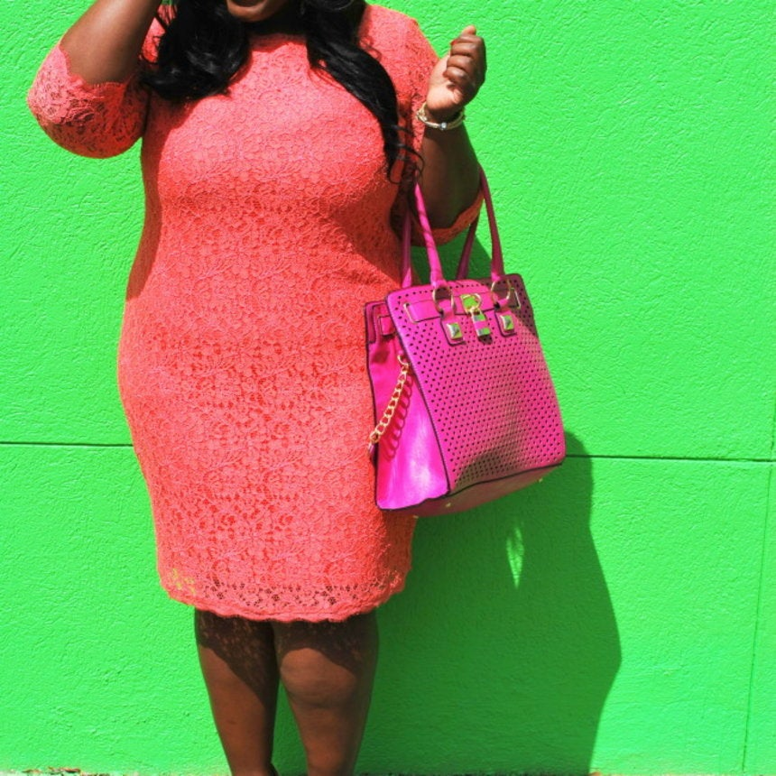 Monochromatic Muses: A Curvy Girl's Guide for Head-to-Toe Hues