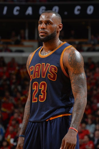 LeBron James Will Star in 'Space Jam 2'