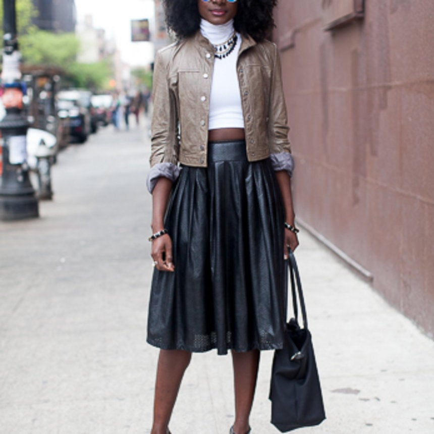 Street Style: Chic, Sexy, Cool