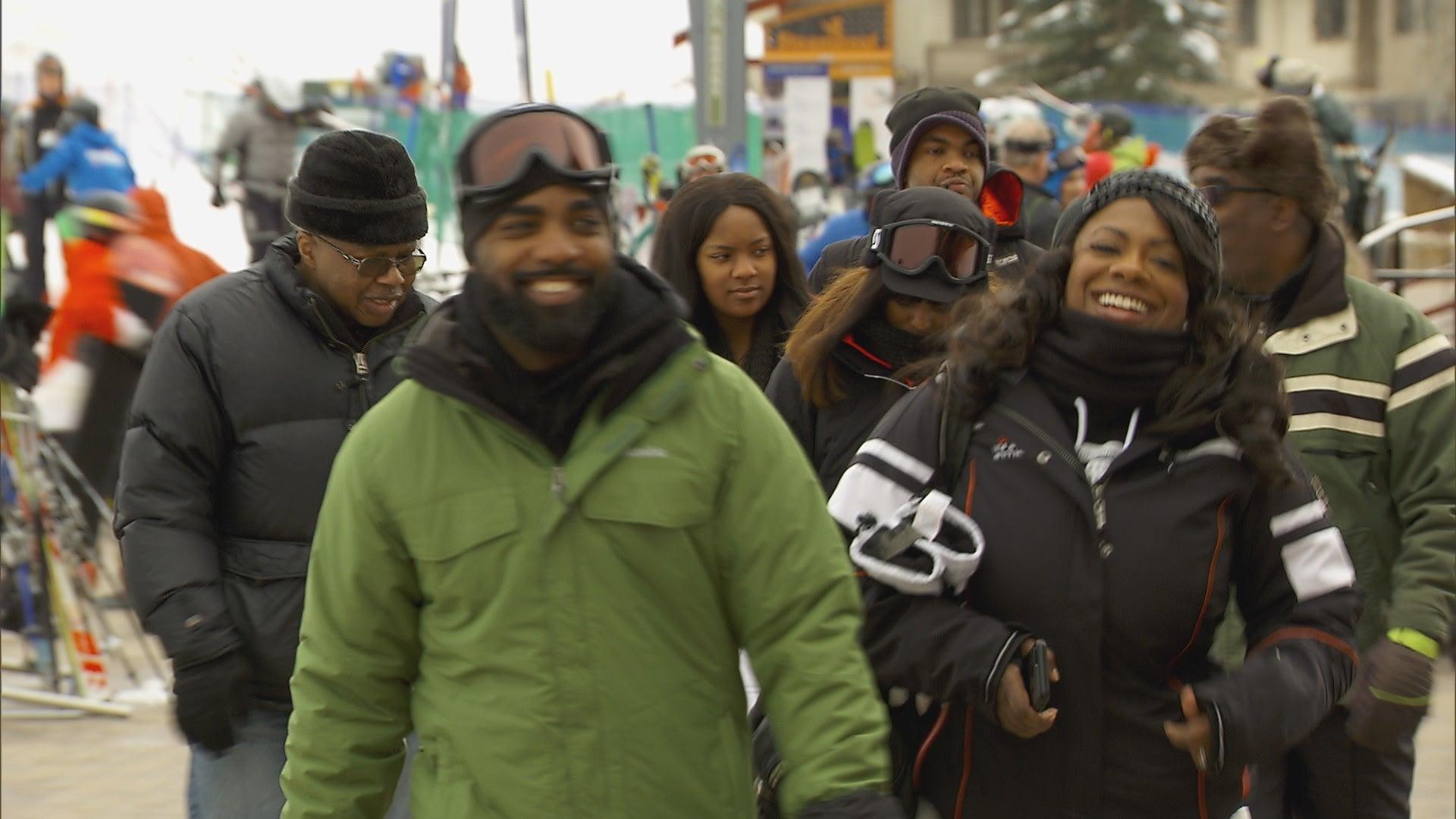 Kandi Burruss On What Really Goes Down During 'Kandi's Ski Trip'