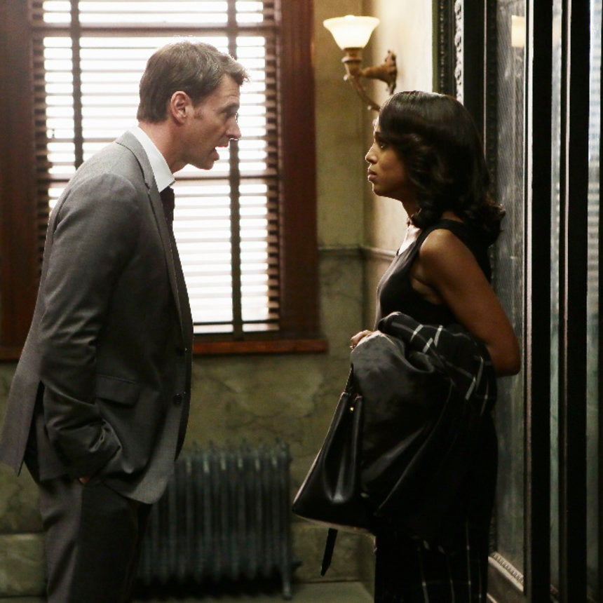 Scandal Finale: You're Either Really Happy Right Now, Or Really Not