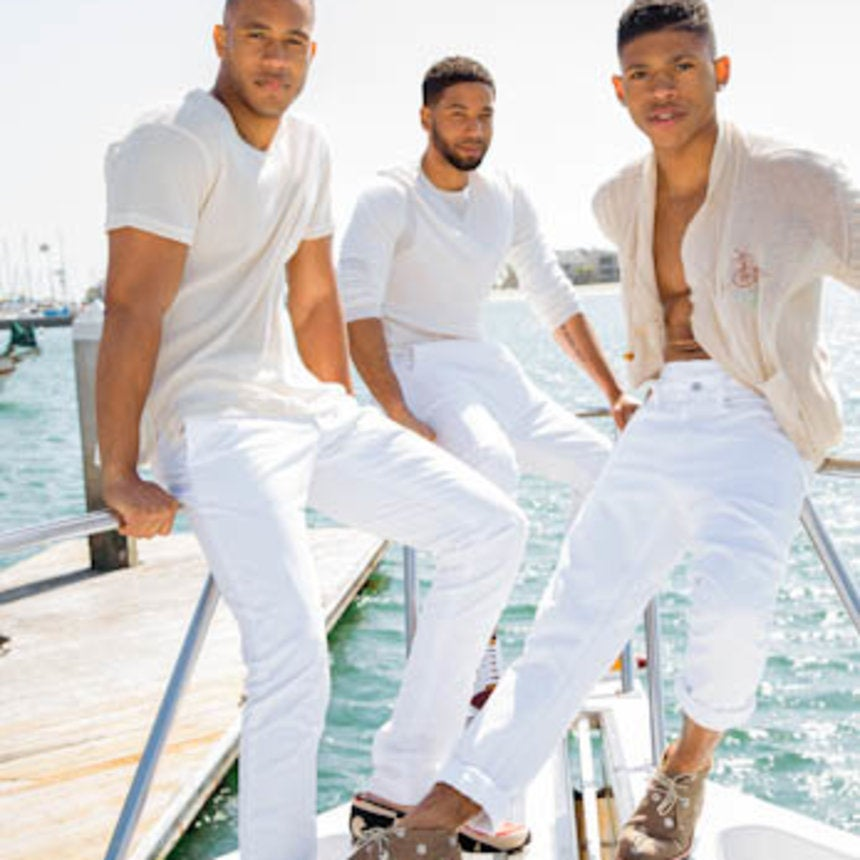 8 Things We Learned About 'Empire's' Lyons Brothers from Their ESSENCE Cover Story