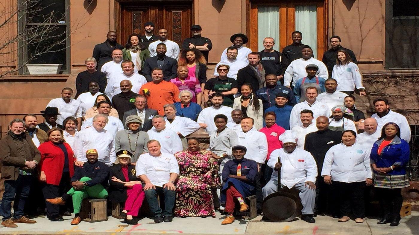 Chef Marcus Samuelsson Launches Harlem EatUp! Food Festival