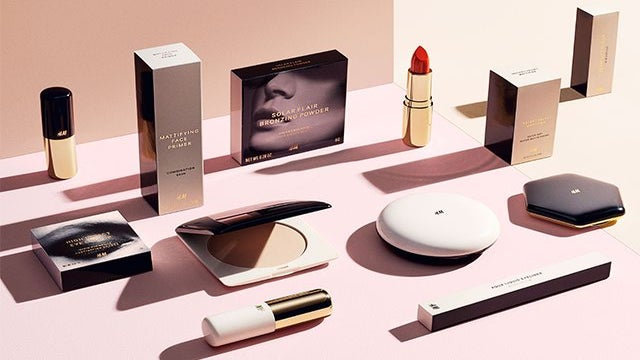 H&M Launches Beauty Line