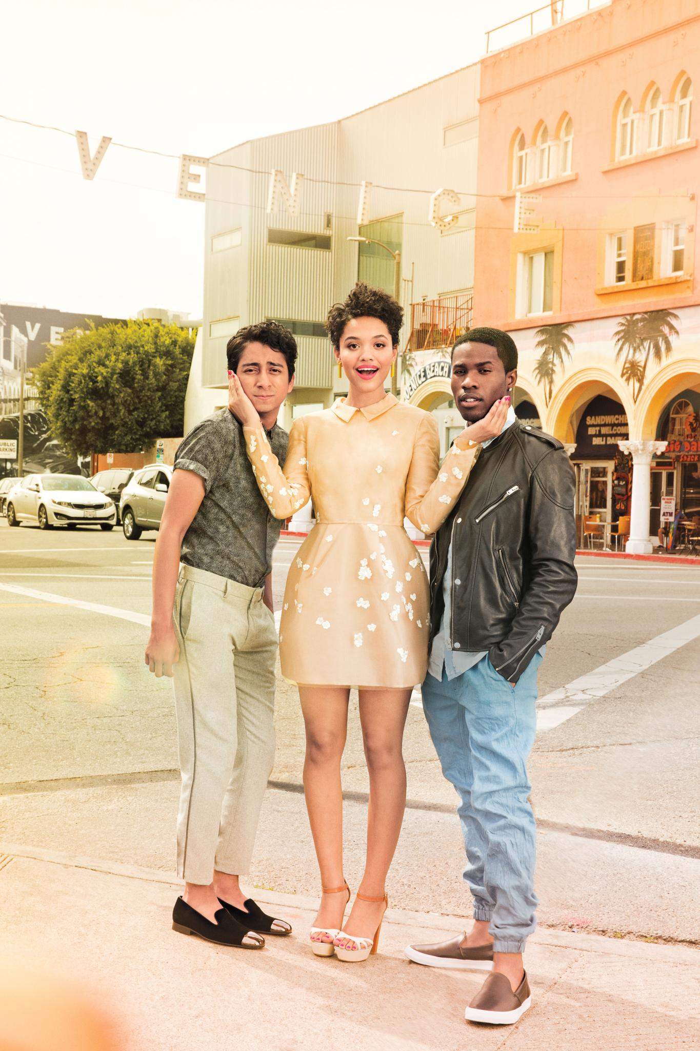 Meet The Cool Kids of New Coming-Of-Age Film 'Dope'