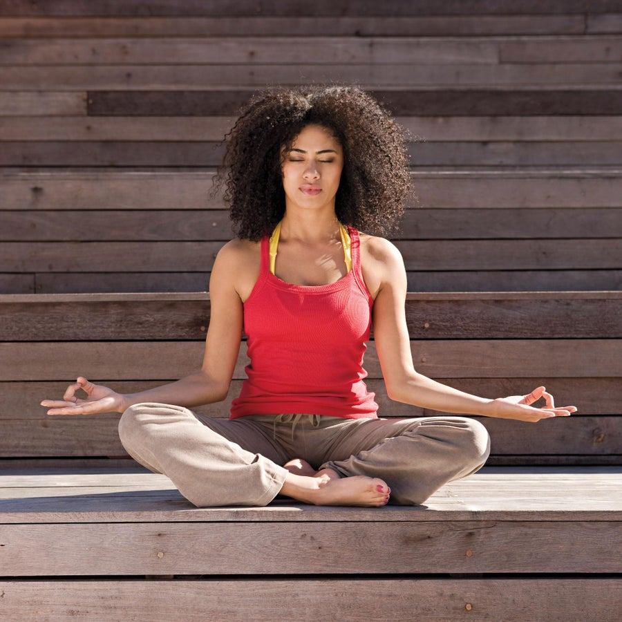 Deepak Chopra On How To Enter The Zen Zone