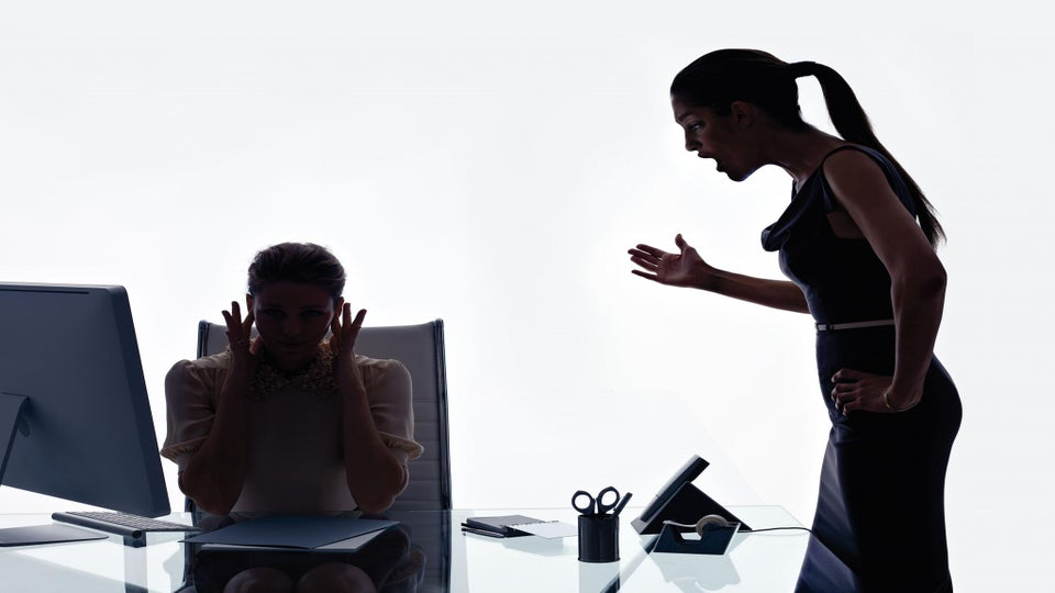 How To Handle An Office Bully